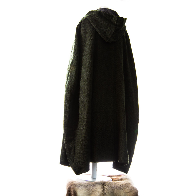 Gray cloak 5